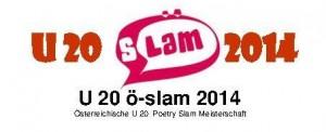 Offizielles Logo des u20 Nationals in Österreich